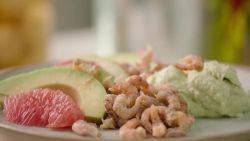 Een frisse salade met de nodige vitamientjes