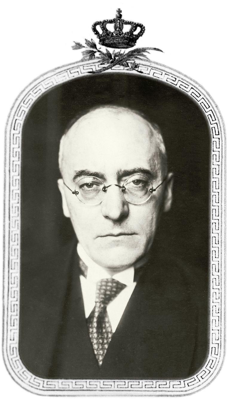 Rijkskanselier Heinrich Bruening  (1885-1970), emigreerde in 1934 naar de Verenigde Staten. Beeld Getty