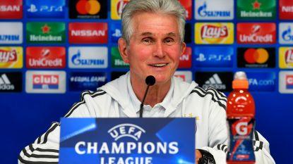 """Bayern-coach Jupp Heynckes onderschat Anderlecht niet: """"Was onder de indruk van hun wedstrijd tegen Club Brugge"""""""