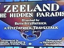 Amerikaan maakte in 1935 al kleurenfilm van 'Zeeland the hidden paradise'