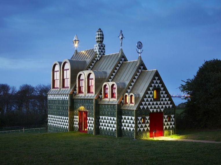 Plaats: Essex 'A House for Essex is voor een denkbeeldige dame.' Beeld Living Architecture