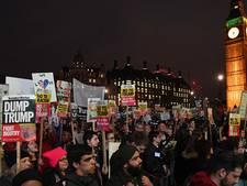 May zet door ondanks protest: Trump komt op staatsbezoek