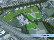 Tegenslag voor clubs sportpark Moorland in Oirschot