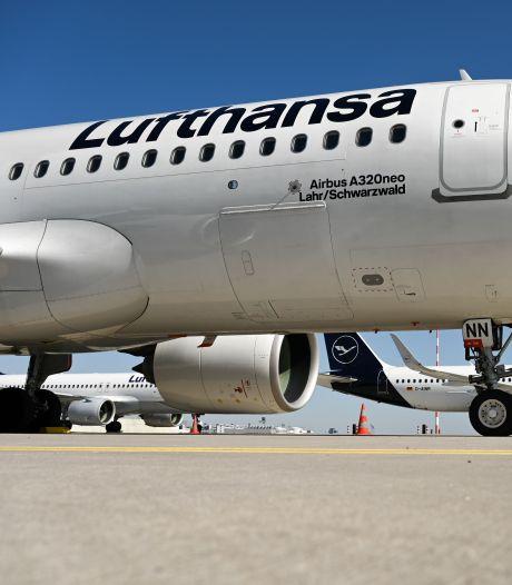 Un plan de sauvetage de 9 milliards d'euros pour Lufthansa