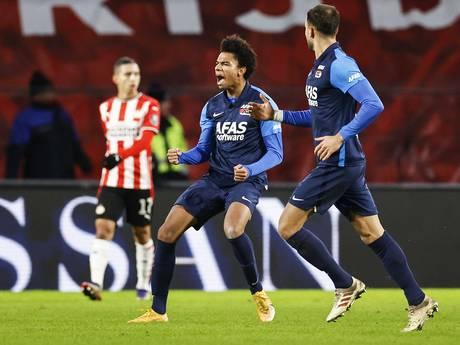 Samenvatting | PSV - AZ