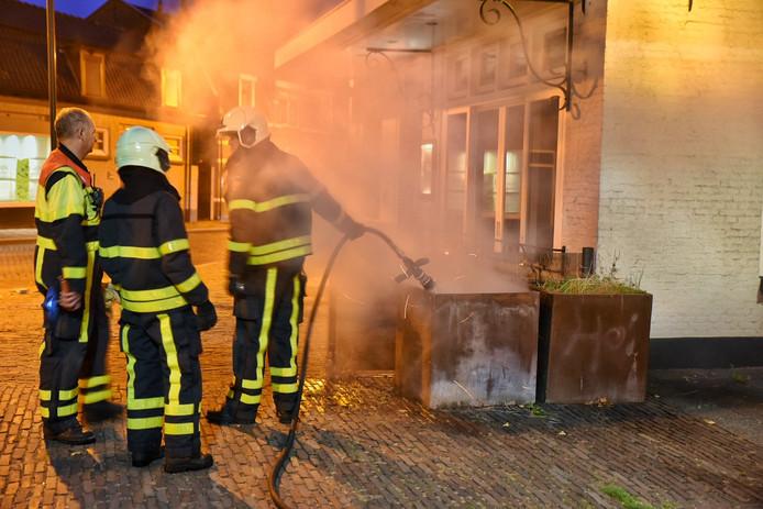 Brand in Oisterwijk
