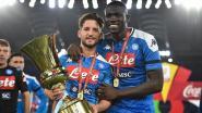 Napoli-verdediger Koulibaly kan naar Man City voor 80 miljoen, geen percentage op doorverkoop voor RC Genk