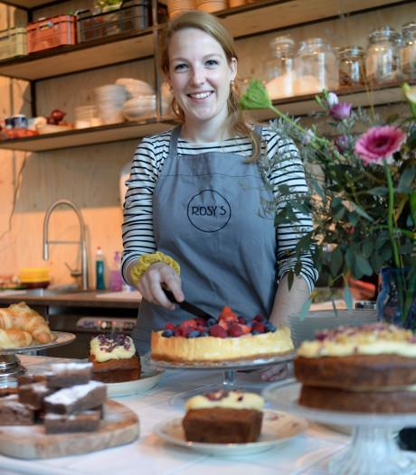 Nieuw koffietentje in binnenstad Enschede: Rosy's