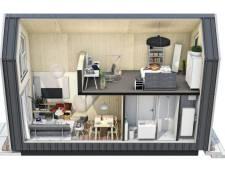 West Maas en Waal wil weten wie er in een piepklein huis wil wonen