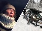 Noordkaap Challenge: vast in de sneeuw