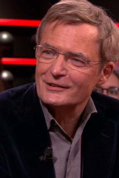 Herman Finkers zorgt voor lach en ontroering bij kijkers van De Wereld Draait Door