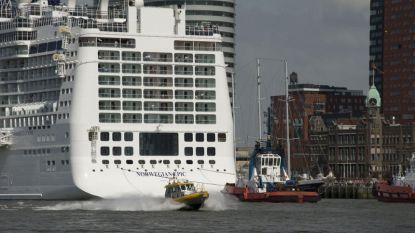 Passagiers op cruiseschip zoeken urenlang naar overboord geslagen tiener, zonder resultaat
