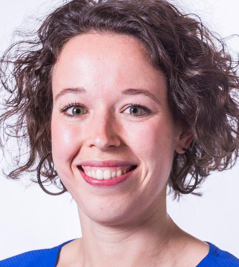 Aankomend leider van GroenLinks Femke Roosma Beeld -