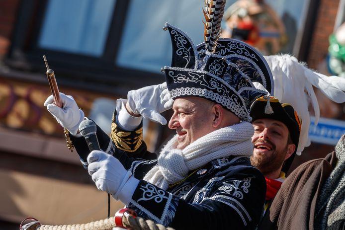 Zevenbergen - 5-3-2019 - Foto: Pix4Profs/Marcel Otterspeer - De grote optocht van ut Zeuvebultelaand. De eerste, en meteen eentje in stralend zonlicht voor Prins Wilfried I