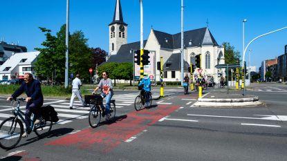 Kruispunt Singel-Grotesteenweg wordt in 2021 heraangelegd