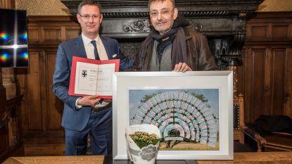 Cultuurtrofee 2019 gaat naar Bertrand Nolf