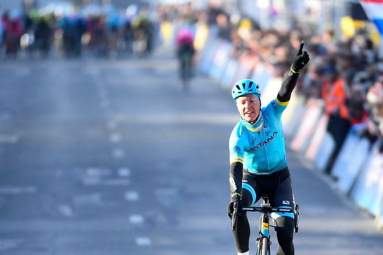 Valgren won vorig jaar de Omloop.