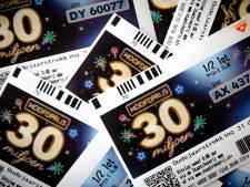 Enschedeër wint jackpot van 30 miljoen euro in Staatsloterij