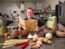 Cateraar Jop van der Bijl uit Harderwijk schrijft India's kookboek: 'als je je vrienden wilt imponeren kook je Indiase gerechten'