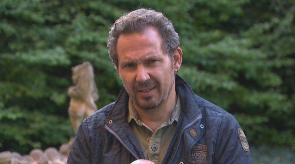 Axel Daeseleire geeft in het VTM Nieuws een eerste interview na zijn corona-ervaring