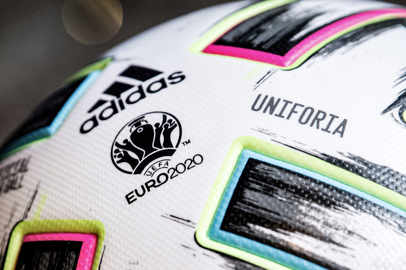 Un report de l'Euro 2020 n'est pas à l'ordre du jour selon l'UEFA.