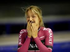 Kamminga sprint naar Nederlandse titel op natuurijs van Weissensee