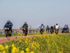 Veel klachten in regio over motorrijders die oproep ANWB negeren: 'Ze trekken het gas helemaal open'