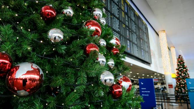 Voor het eerst meer dan 26 miljoen passagiers op Zaventem: record wordt in kerstvakantie gehaald