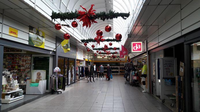 Winkelcentrum Oosterhof in Boxtel-oost wordt wel vernieuwd, niet uitgebreid.