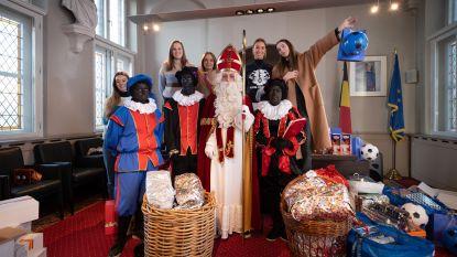Leo club Klein-Brabant organiseert sinterklaasfeest voor kinderen in armoede