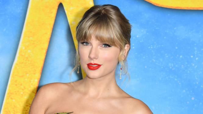 Mogelijk kattenharen op gesigneerde cd's Taylor Swift