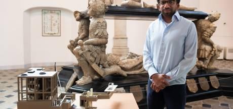 Ligt de koning straks begraven in de Grote Kerk in Breda?