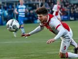 Ajax loopt in op PSV na verdiende zege in Zwolle