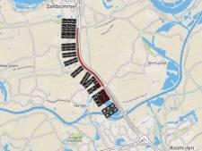Ongeval met vijf auto's op A2 bij Kerkdriel: weg weer open