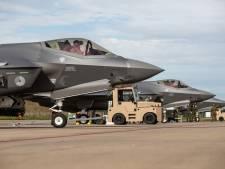 F-35 oefent twee weken vanaf vliegbasis Volkel