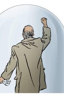 Dakloze man (63) uit Eindhoven: vriendelijk, welbespraakt, venijnig en veroordeeld