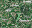Graphic windmolenpark Koolbliek