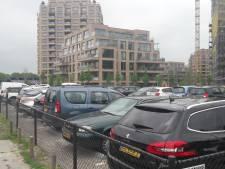 Parkeerplaatsen Willemspoort liggen er al, dus Heijmans schiet niet te kort