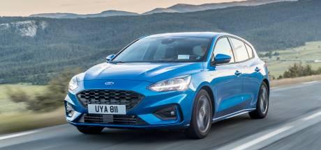 Ford Focus beschermt onderstel tegen gaten in de weg