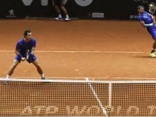 Koolhof en Sitak missen halve finale in Boedapest