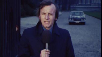 Jan Schodts (80) overleden, pionier van de televisiejournalistiek