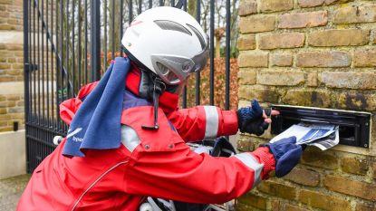 Bijna 200 gevallen van agressie tegen postbodes in 2017