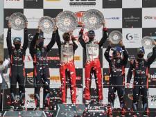 Thierry Neuville termine deuxième du Rallye de Turquie