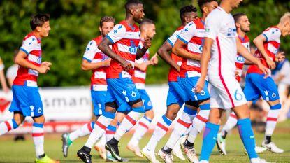 OEFEN. Club speelt gelijk in eerste serieuze oefenmatch - nieuwe zege STVV - De Boeck blaast Cercle-Kortrijk af