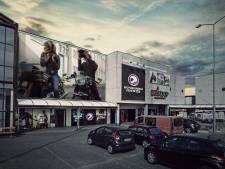 Grote motorkledingzaak op Polplein in Zutphen