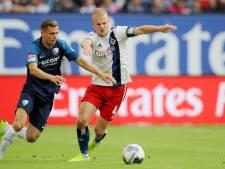 Captain Van Drongelen wint weer met Hamburger SV