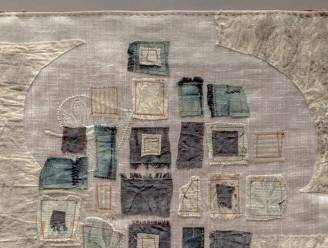 "Expo 'Quatre-mains' in Huis Hellemans: ""Monumentaal weefwerk en stoffen assemblages"""