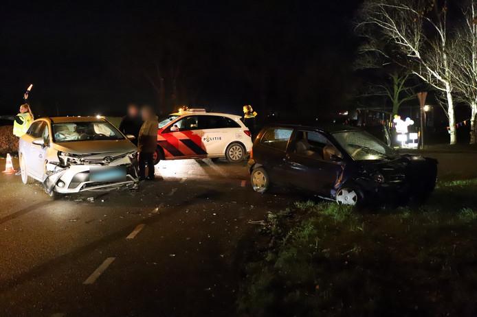 Ongeluk in Alphen