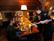 Brabantse gastvrijheid en hemelse hangop in Vessem