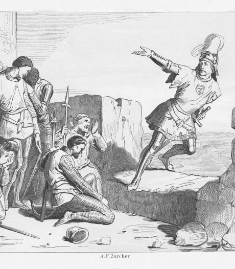 Jan van Schaffelaar was een plunderaar